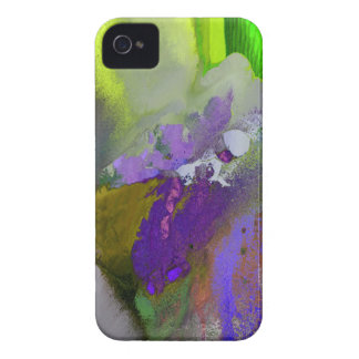 warm and cold colors splash iPhone 4 Case-Mate cases