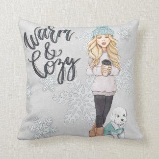Warm and Cozy Cushion