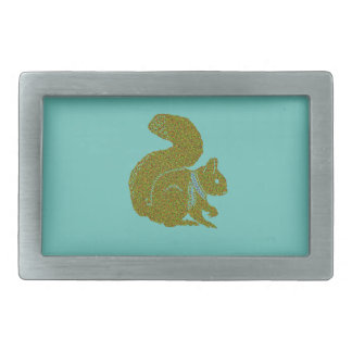 Warm and Lovely Christmassy Belt Buckles
