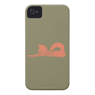 Warm and Lovely Christmassy iPhone 4 Case-Mate Cases