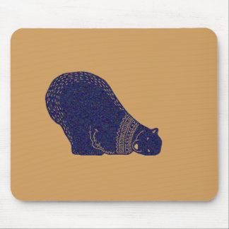 Warm and Lovely Christmassy Mouse Pad