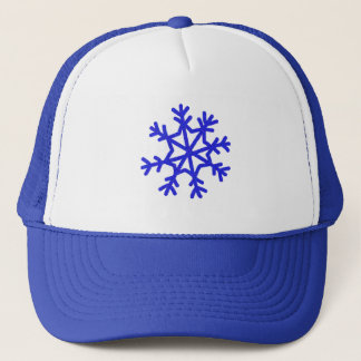 Warm and Lovely Christmassy Trucker Hat