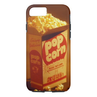 Warm, Buttery Popcorn iPhone 8/7 Case