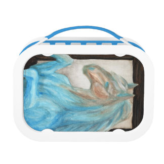 Warm & Cool Horse Collection Lunchbox