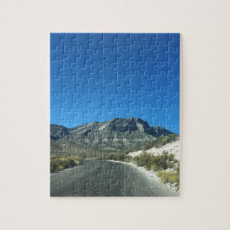 Warm desert days jigsaw puzzle