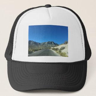 Warm desert days trucker hat
