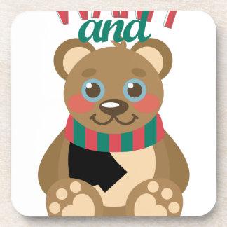 Warm & Fuzzy Coaster