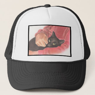 Warm Fuzzy Trucker Hat
