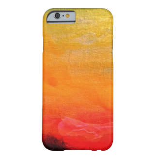 Warm Glow Barely There iPhone 6 Case