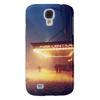 Warm Lights On A Cold Night Galaxy S4 Cases