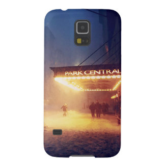 Warm Lights On A Cold Night Galaxy S5 Case