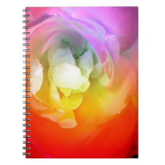 Warm Mood Art Note Book