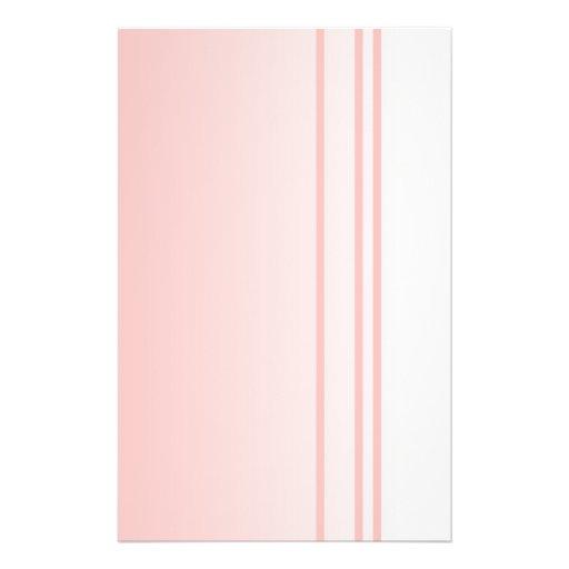 Warm Pink. Simple Elegant Design 14 Cm X 21.5 Cm Flyer