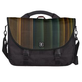 Warm Stripes Rickshaw Commuter Laptop Bag