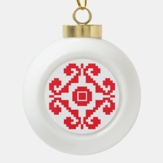 Warm Sweet Collection Ceramic Ball Decoration