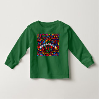 Warm t shirt for toddlers
