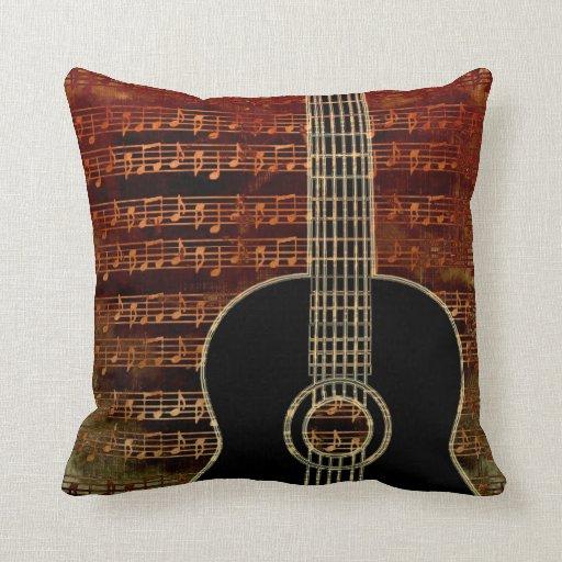 Warm Tones Pillows