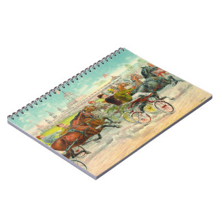 Warm-Up Lap 1893 Notebook