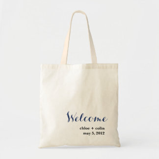 Warm Welcome - Welcome/Out of Town Tote Bag
