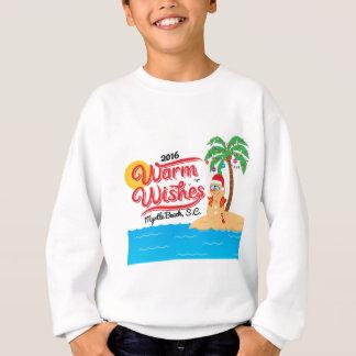 Warm Wishes From Myrtle Beach Sweatshirt