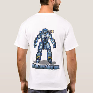 WarMachineMotovlogs T-Shirt Mens
