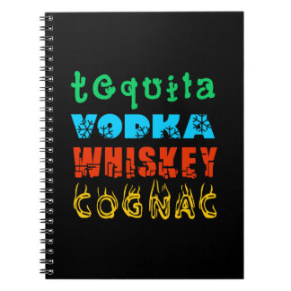 Warming Drinks Notebook