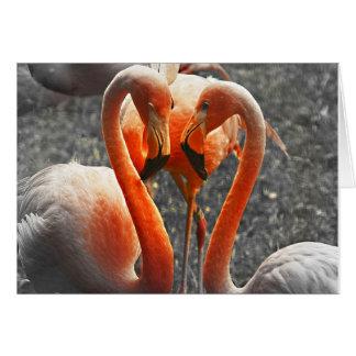 Warming Love Card
