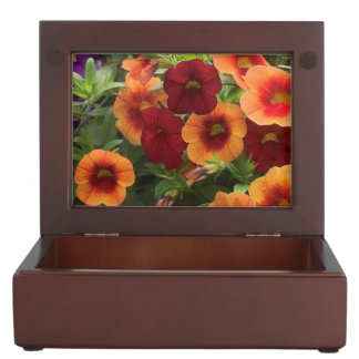 Warmth Of The Sun Floral Keepsake Box