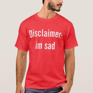 Warn passerby T-Shirt