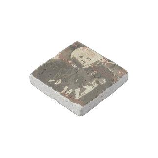 """""""Warner"""" Natural Stone Magnet"""