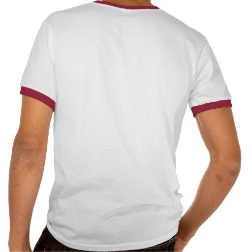 Warning: Dangerous Gases Below (on the back) Tee Shirt