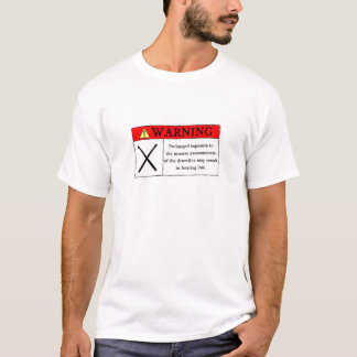 Warning Drumline T-Shirt