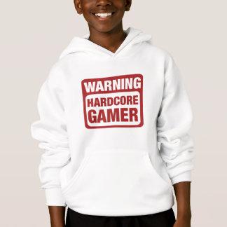 Warning Hardcore Gamer