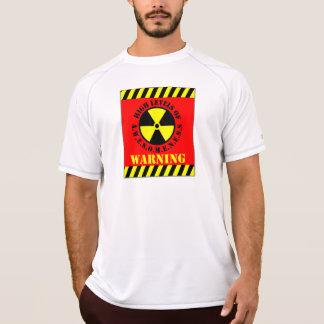 Warning High Levels Of Awesomeness T-Shirt
