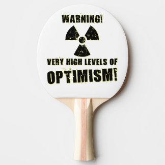 Warning! High Levels of Optimism!