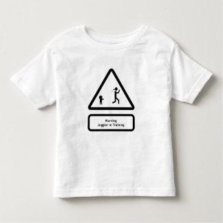 warning - juggler toddler T-Shirt