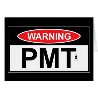 Warning PMT Card