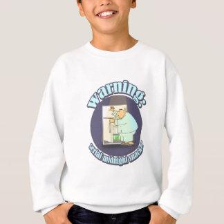 Warning: Serial Midnight Snacker Sweatshirt