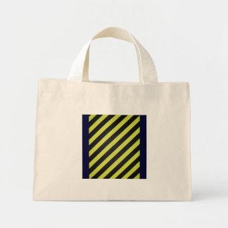 Warning Stripes Tote Bag