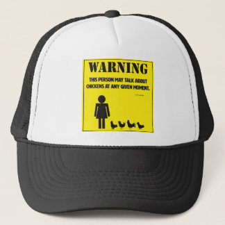 Warning: This Person Trucker Hat