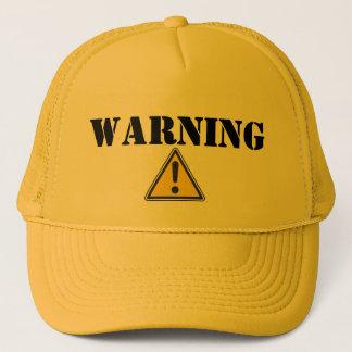 WARNING - Trucker Hat