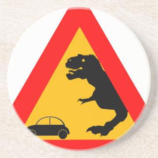 Warning Tyrannosaurus Rex Coaster