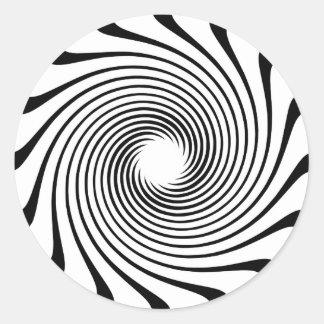 Warp Drive Design Sticker