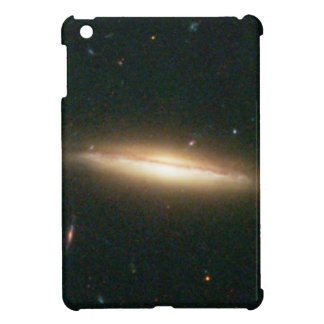 Warped, Edge-On Spiral Galaxy (Details from Image Case For The iPad Mini