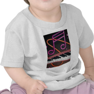 Warped music t-shirt