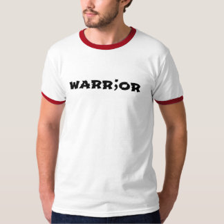 Warr;or  -Semi Colon T-Shirt