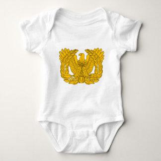 Warrant Officer Insignia Baby Bodysuit