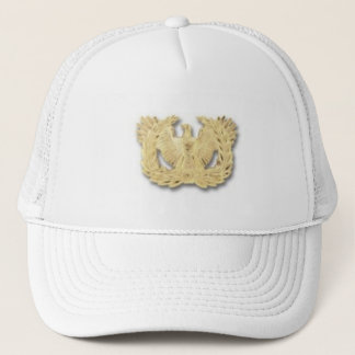 Warrant Officer Seal Trucker Hat