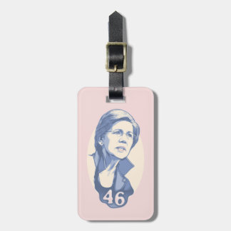 Warren 46 luggage tag