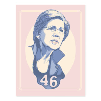 Warren 46 postcard